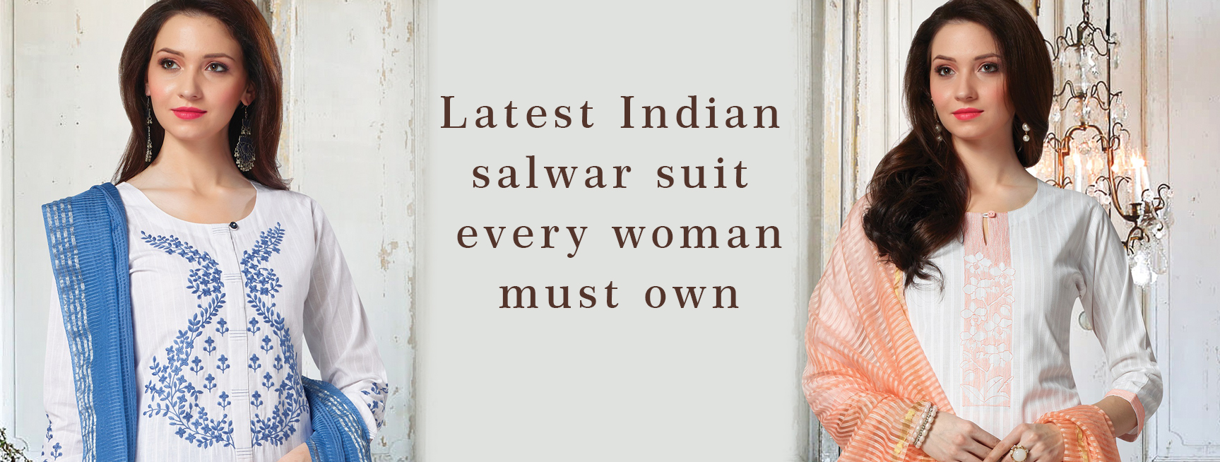 Latest Indian Salwar Suit every Woman must Own!