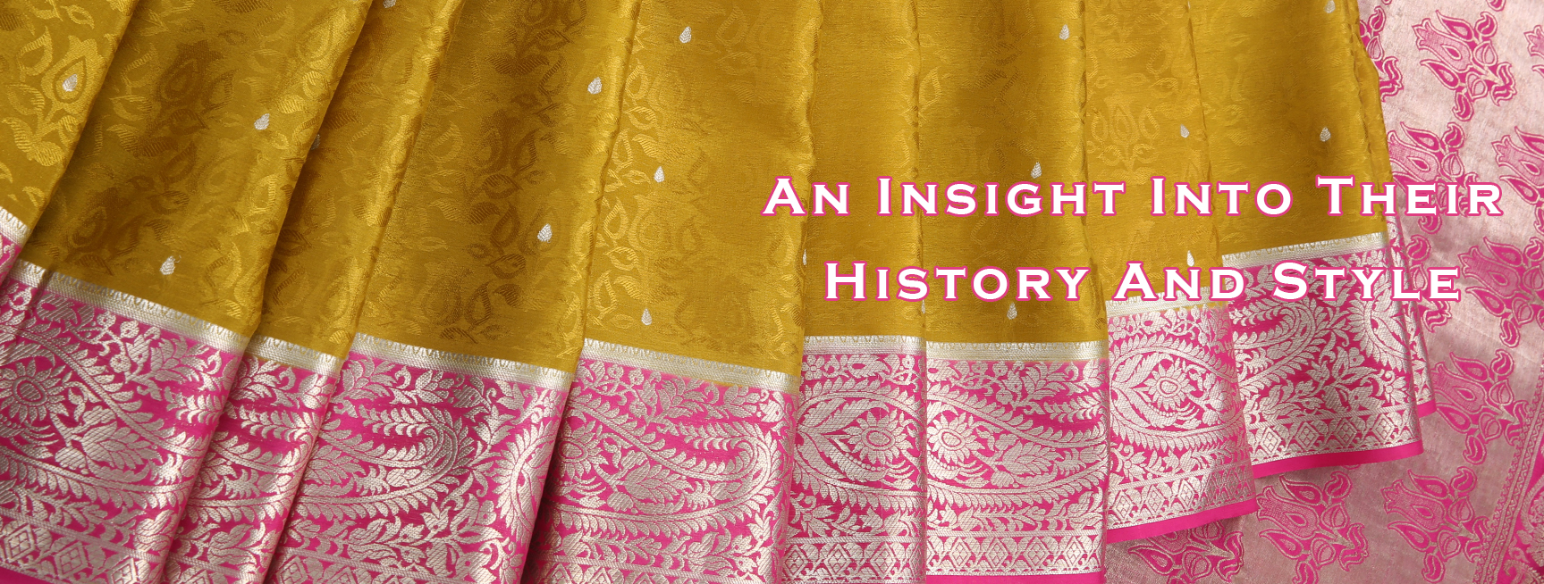 Mysore Silk Sarees: An Insight Into Their History And Style