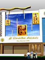 The Chennai Silks at Salem