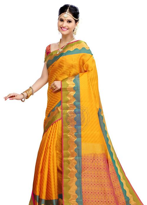 b0c4d00499bbd Wedding Silk Sarees View · Traditional Saree Collections View