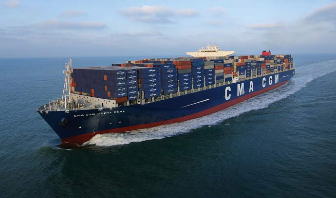 Japanese companies to build the self-navigating cargo ships