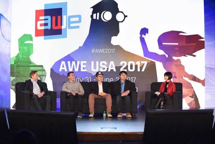 AWE, the largest event where AR and VR comes together