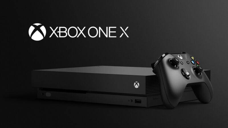 Microsoft unveils Xbox One X and upcoming games for it but without VR support