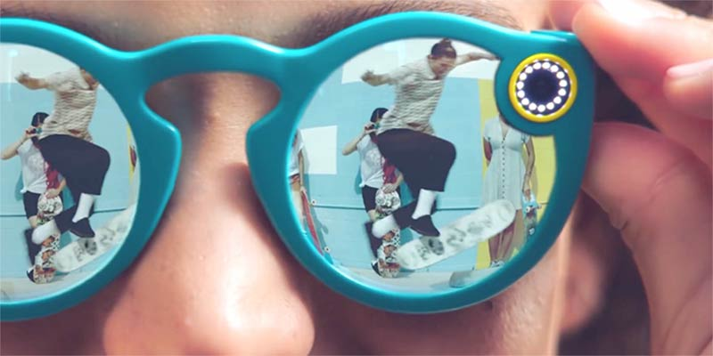 Snap is working on the second version of spectacles equipped with augmented reality