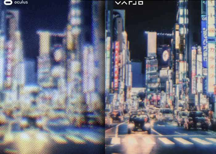 Varjo aims at VR with human eye resolution this year