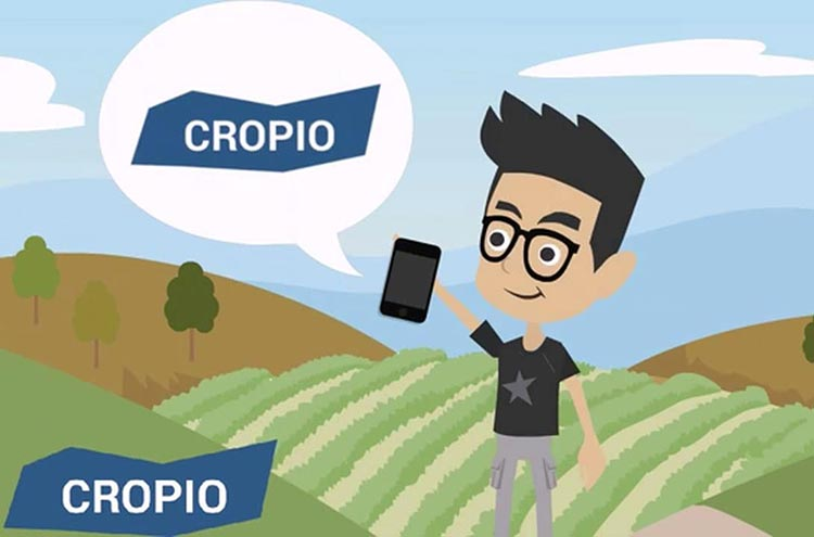 Cropio adds augmented reality feature to its application