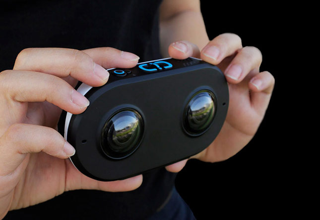 Lucid VR to launches pocket-sized VR 3D camera