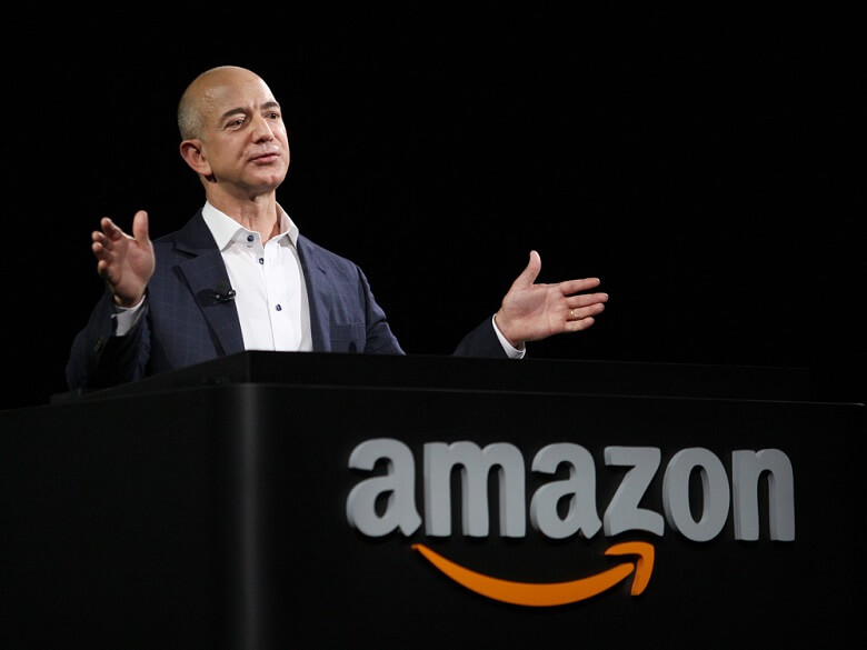 Jeff Bezos Amazon's AI