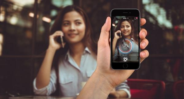 FlirtAR to use the augmented reality to find your true love
