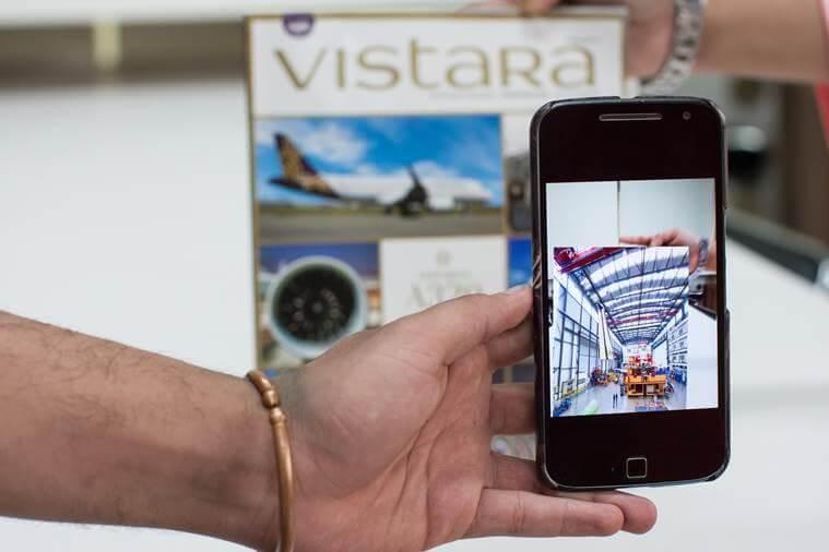 Vistara AR