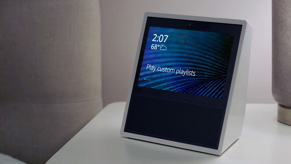 Yet Another Tech Blessing from Amazon Echo Show