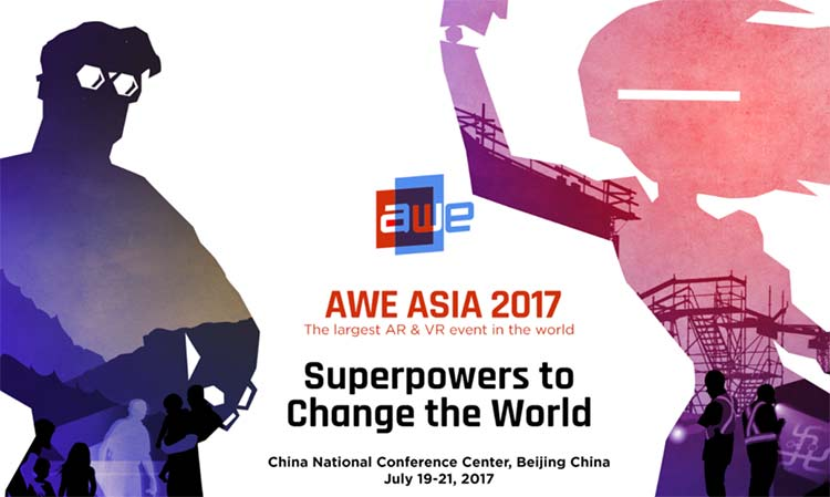 Augmented World Expo - Superpowers to the people, is all set to knock up at Asia conference