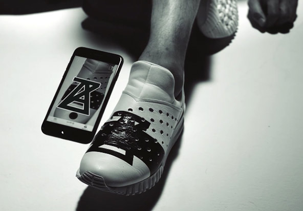 AR Sneaker: the last thing that you would have hoped