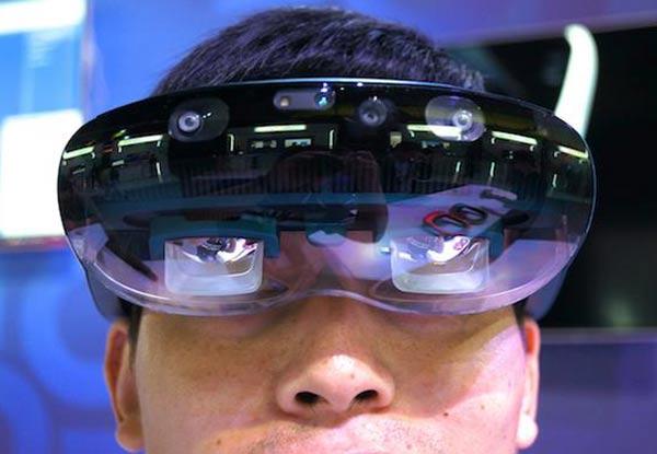 Lenovo unveils AR headset named DaystAR
