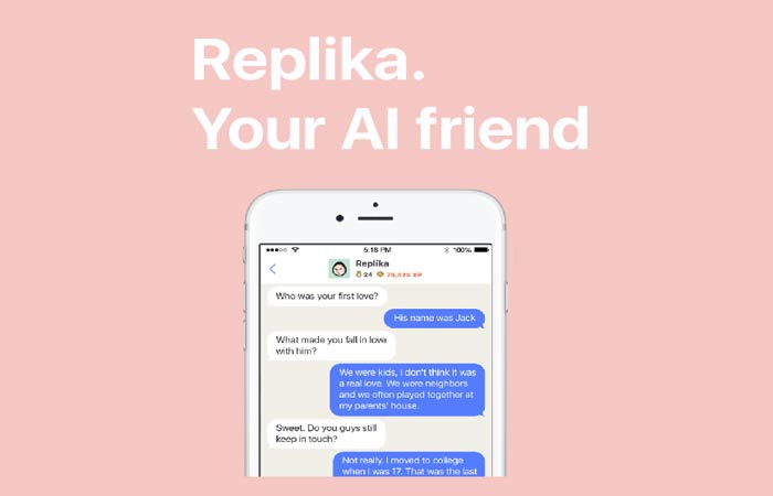 Replika: an AI app that can help you kill loneliness