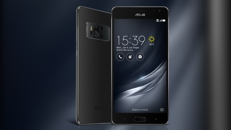Asus to launch ZenFone AR which brings Augmented Reality and Virtual Reality in one device