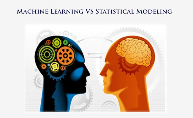 Predicting Through Data - Machine Learning VS Statistical Modeling