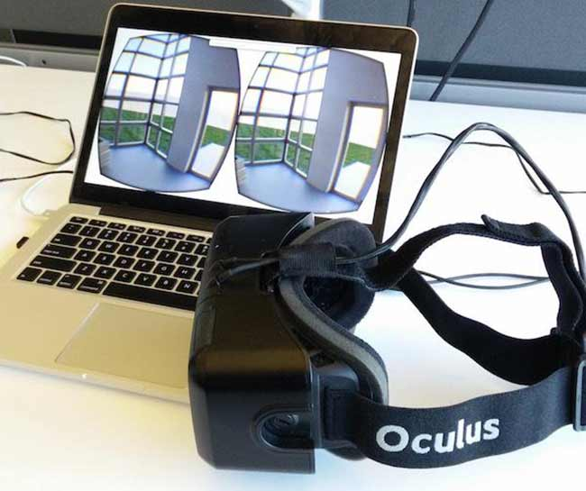 Oculus to use rendering technology for enhancing performance