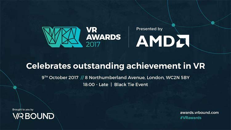 Nominees for VR Bound's