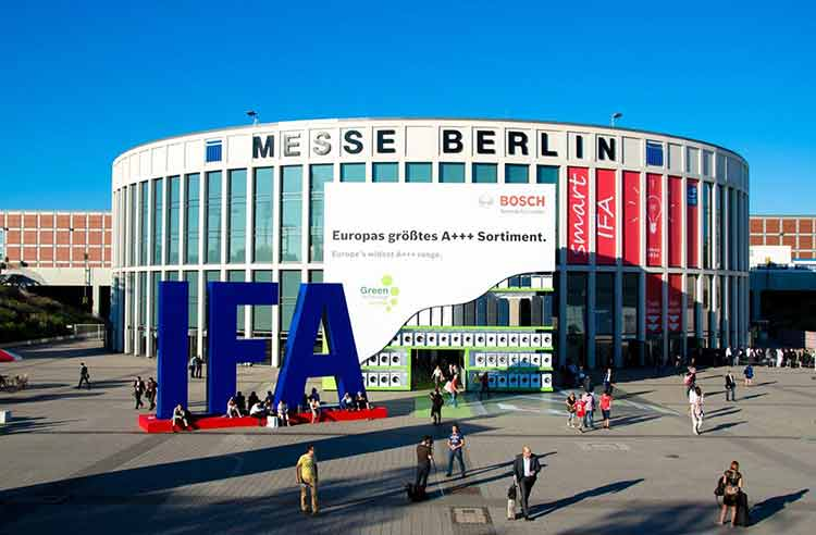 IFA 2017- Official Partner of the Future all set to showcase upcoming technologies