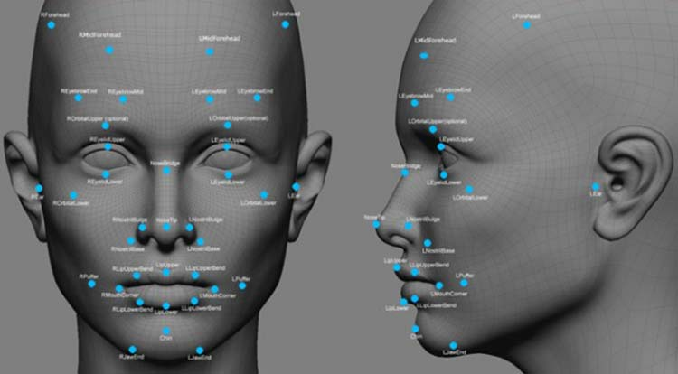 face detection algorithm