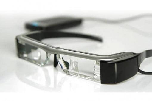 Epson AR Smart glasses