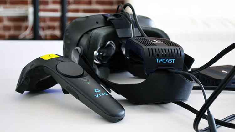 TP Cast HTC Vive Wireless Solution coming to European market