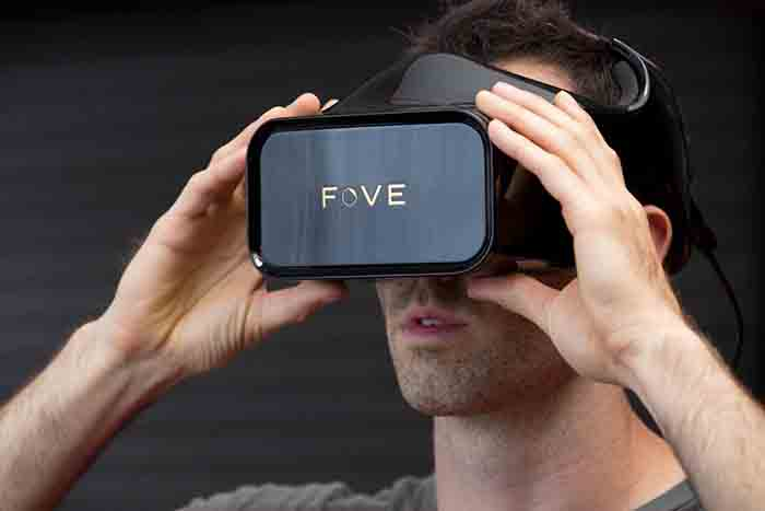 FOVE joins hands with Osram OS to develop infrared-driven eye-tracking VR headset