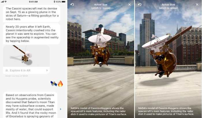Quartz to add AR models to its news report