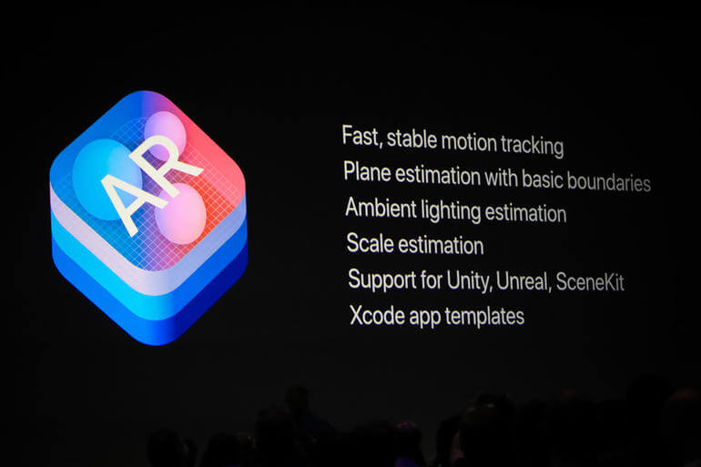 Unity ARKit and iOS 11