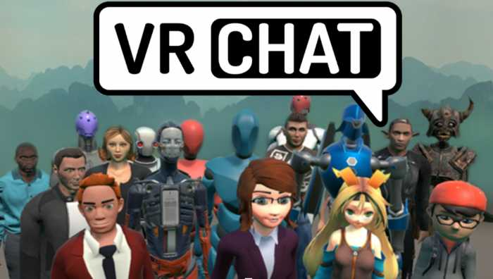 HTC VIVE adds VRChat as social VR partner