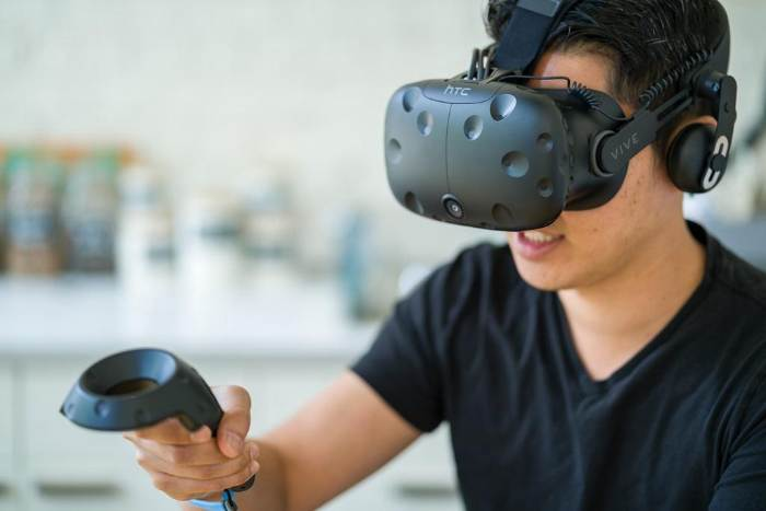 HTC is rumored to be testing Cloud VR in China