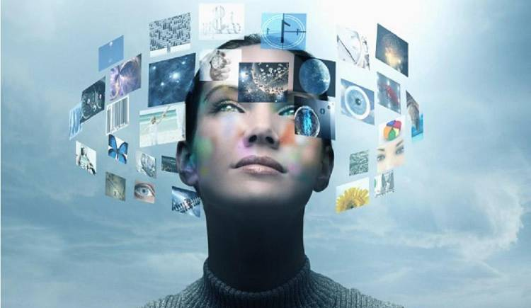brain-computer VR