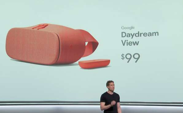 Google new Daydream headset will cost $99