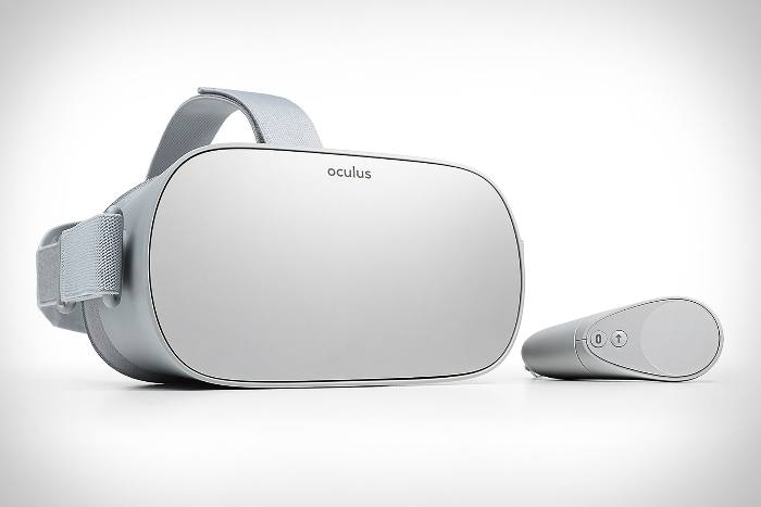 Oculus announces self-contained VR headset called Oculus Go for $199
