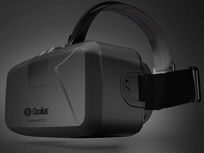 Oculus open sources Rift Development Kit 2