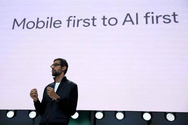 It's AI-First World for Google now and not Mobile First