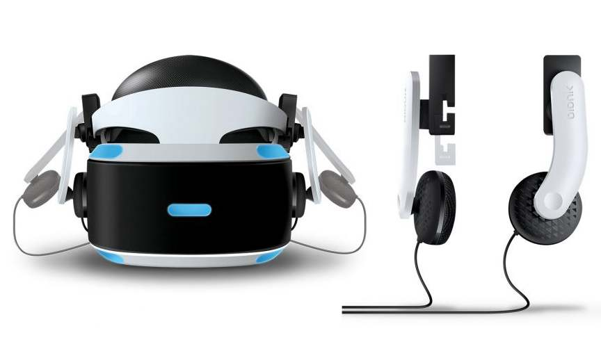 Mantis VR to add integrated headphones in Playstation VR