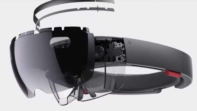 HoloLens FOV