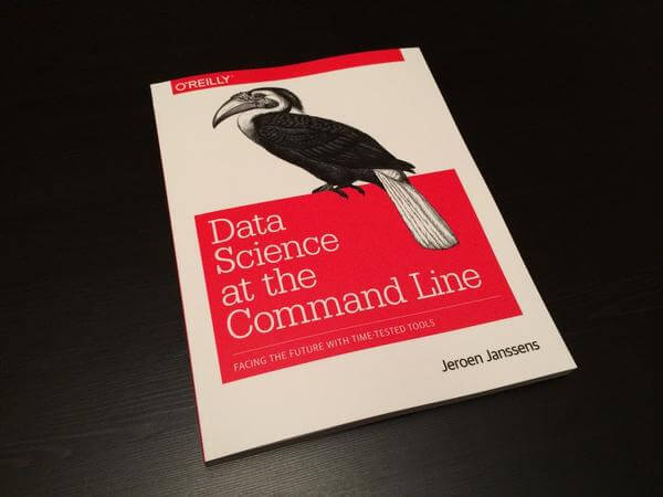 Facing The Future With Time-Tested Tools: Data Science At The Command Line
