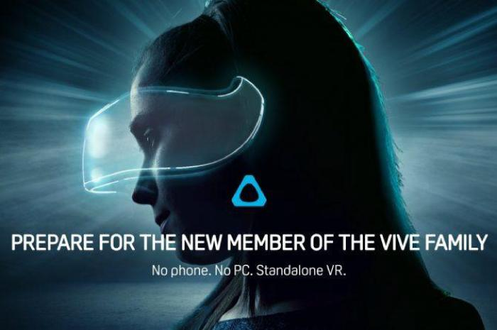 HTC Vive to Unveil Remarkable Standalone VR Headset This Coming November