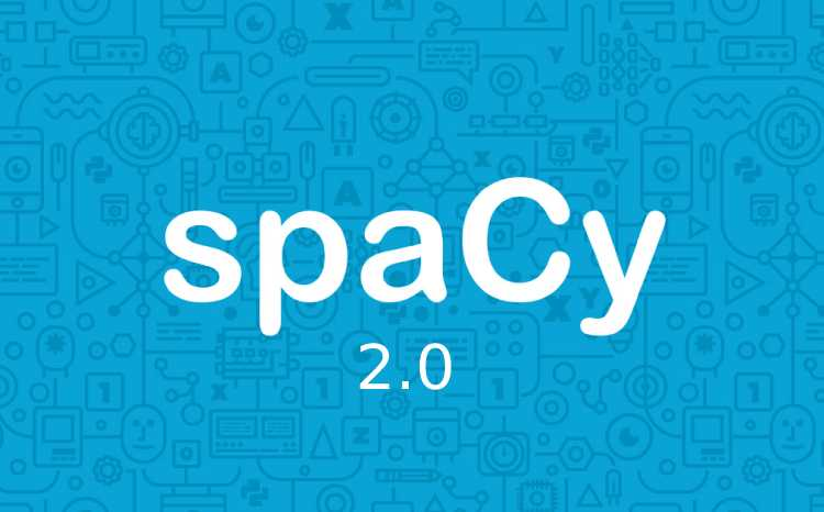 SpaCy 2.0