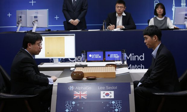 Google's AlphaGo proves its worth against Top five
