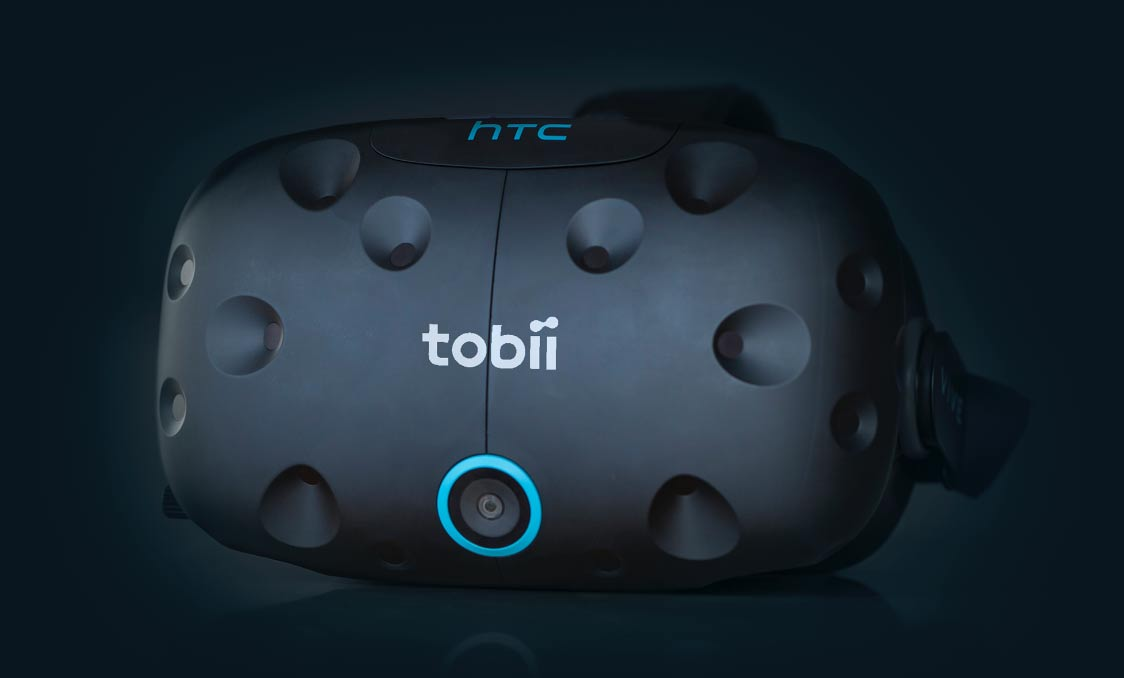 Tobii to help VR developers using eye tracking development kit for HTC Vive