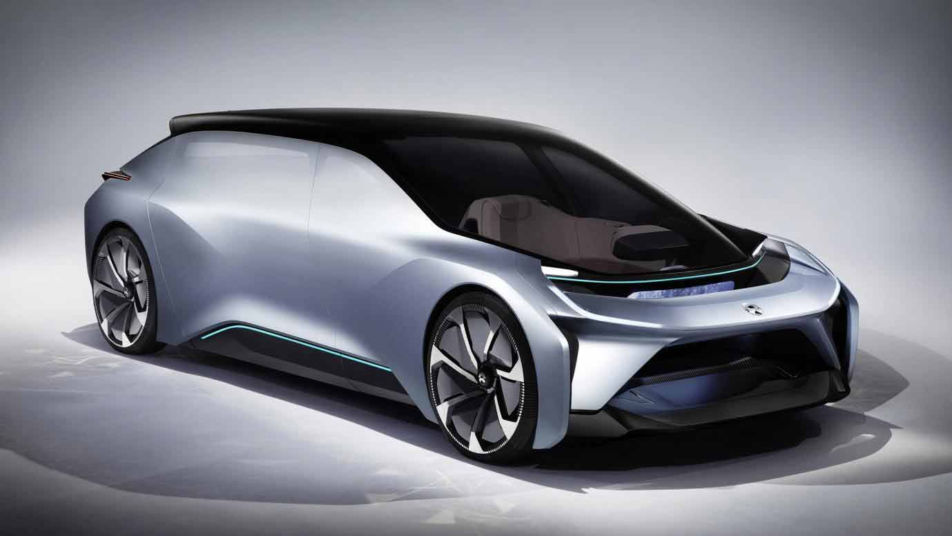 NIO to launch self-driven car with Artificial Intelligence
