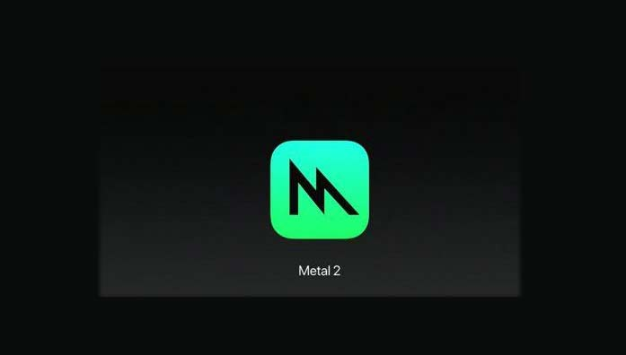 Apple introduces Metal 2 for VR