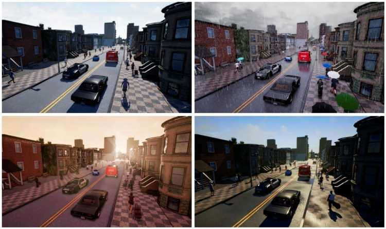 CARLA: An Open Urban Driving Simulator