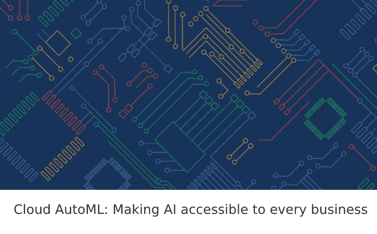 Cloud AutoML: Making AI accessible to every business
