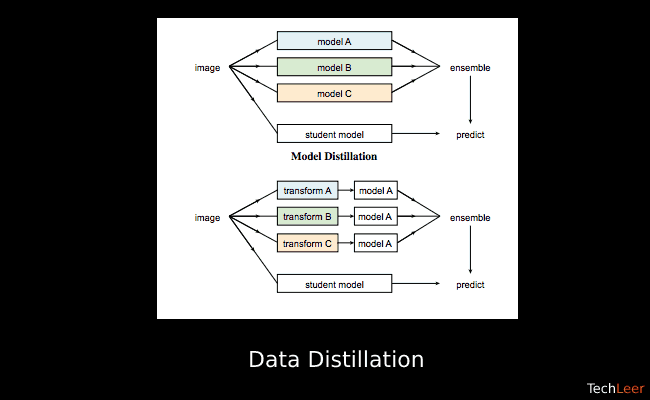 Data Distillation: Towards Omni-Supervised Learning