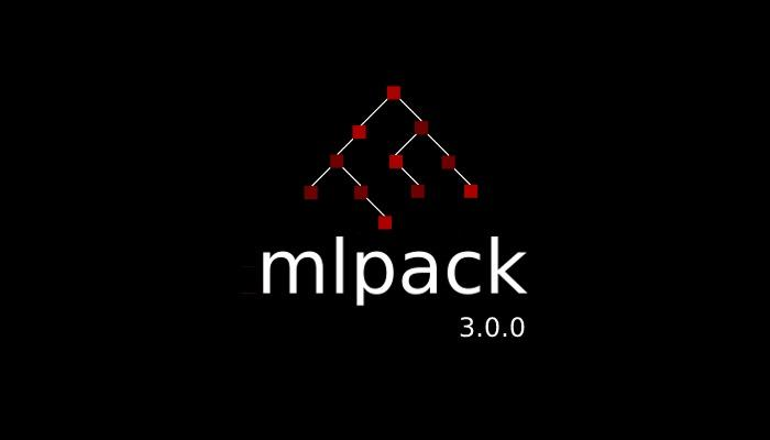 Mlpack 3.0 Released: A Fast, Flexible Machine Learning Library